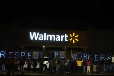 #WalmartStrikers in Kenosha, WI