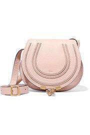 Chloé - Marcie mini textured-leather shoulder bag