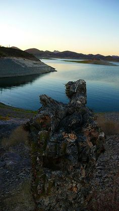 Lake Pleasant in Phoenix, AZ-Can't even count how many times I have been here for the day or camping on an island.