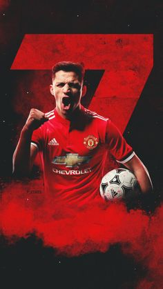 Alexis Sanchéz - Manchester United new 7 All Credits to F_Edits