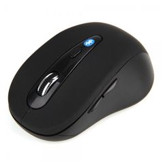Universal Wireless Bluetooth Mouse for Mac OS/Android OS Black(8500)