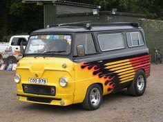 1960s Ford Thames Custom Van   Flickr - Photo Sharing!