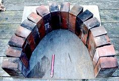 How to build a stone oven in pictures