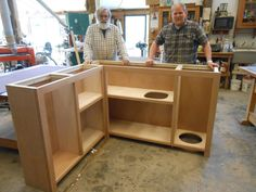 Build Your Own Kitchen Cabinets Plans