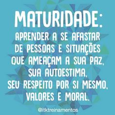 A gente aprende! #regram @itktreinamentos #frases #maturidade #pessoas #comportamento #vida #itktreinamentos Some Quotes, Words Quotes, Wise Words, Sayings, Motivational Phrases, Inspirational Quotes, Frases Humor, Positive Thoughts, Cool Words