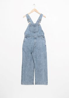 & Other Stories | #andotherstories #overalls #dungarees