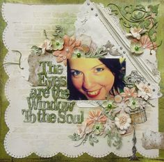 2Crafty - A Shabby Chic Reveal by Nicole Doiron