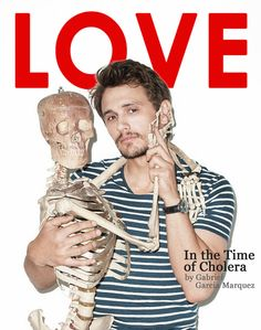 6 Classic Book Covers Featuring James Franco