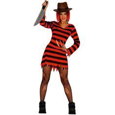 Disfraz de Freddy para mujer