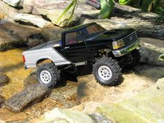 Warns F-150 TLT, Now on 1.55s - Scale 4x4 R/C Forums