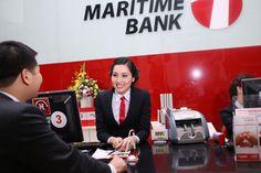 Chương trình hỗ trợ vay tín chấp ngân hàng Maritime Bank lãi suất thấp, cạnh tranh. Vay đến 500 triệu đồng trong thời hạn tối đa lên tới 60 tháng. Đăng ký..