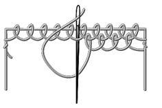Needlelace Instructions http://www.lorettascustomstitchery.com