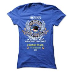 Chicago state University #Tshirt #fashion