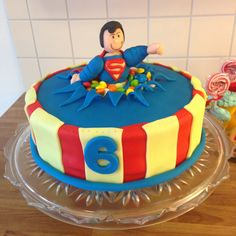 designed and executed by Silvia Ramsvik  www.silviaramsvik.com Sugar Paste, Novelty Cakes, Fondant, Birthday Cake, Desserts, Food, Sugar Pie, Fondant Icing, Birthday Cakes