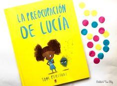 La Preocupación de Lucía, Tom Percival Blog, Cover, Short Stories, Literatura, Libros, Blogging
