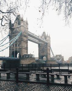Tower bridge, London, UK   2017 Travel Highlights!