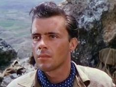 Dirk Bogarde in They Who Dare