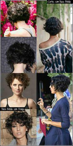 cortes-para-cabelos-ondulados-curtos-nuca-batida-com-Franja-1.jpg (712×1412)