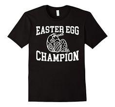 $12.95 Amazon.com: Cute Easter Egg Hunt Champion Fun T-Shirt: Clothing