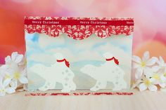 cards using tattered lace polar bears - Yahoo Image Search results