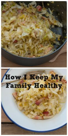 4 Ways I Keep My Family Healthy!