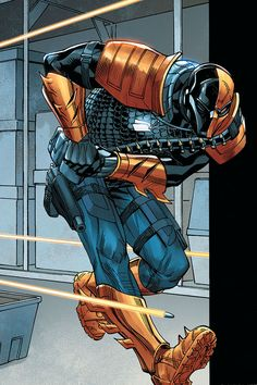 Injustice: Deathstroke by Mike S Miller