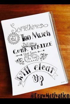 A little too much ~ Shawn Mendes Made by @DrawMotivation  #handlettering #quotes #shawn