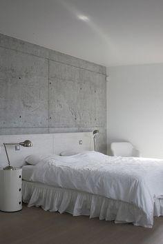 Modern minimalism in France//