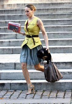 Gilet di Proenza Schouler Carrie Bradshaw