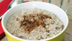 Buckwheat Porridge   If you're looking for simple breakfast recipes to use while on your Candi...