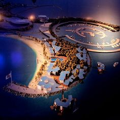 The Real Madrid Resort Island