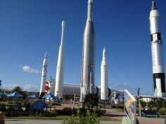 Kennedy Space Center from Kidventurous