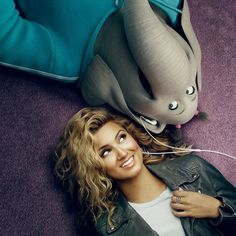 Tori Kelly and her character, Meena