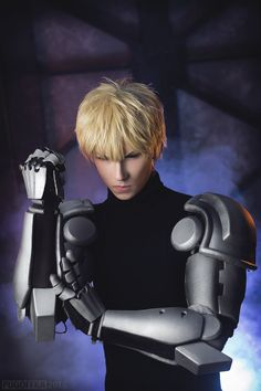 Genos - One Punch Man by vergiil-sparda