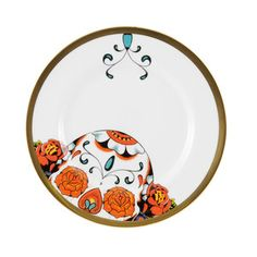 Inkhead Bread Plate now featured on Fab.