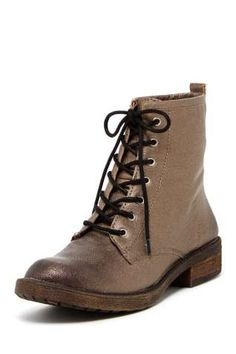 Novembere Lace-Up Boot
