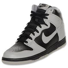 The Nike Dunk High