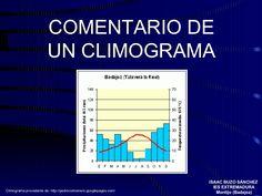 comentario-de-un-climograma by Isaac Buzo via Slideshare