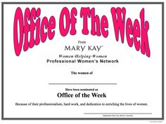 Anne Hanson Mary Kay Sales Diretor-United States New Leads