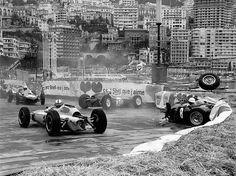 Monaco GP , 1962.