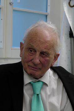 Rolf Hochhuth im Gespräch mit Christhard Laepple by Das blaue Sofa, via Flickr