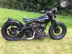 Harley Davidson 1942 WLA 45ci