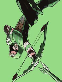 """Green Arrow #7 (2016) """