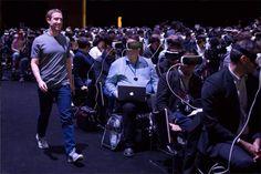 Facebook revela que foram vistas 1 milhão de horas de vídeos no Gear VR