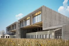 Historic Barn to be Transformed into Live-Work Architecture an...