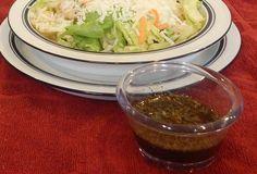 Oil Free Salad Dressing