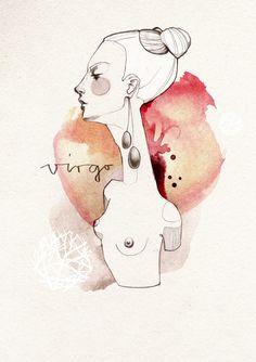 """Virgo"" by Ekaterina Koroleva"
