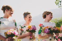 Photography: Rad + In Love - radandinlove.com Floral Design: My Little Flower Shop - mylittleflowershop.com Coordination: EVD - eventsdepartment.com  Read More: http://stylemepretty.com/2013/07/19/modern-palm-springs-wedding-from-rad-in-love/