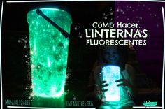 Linternas fluorescentes