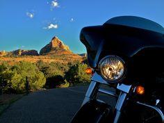 Trip to Arizona (Sedona Harley Ride)